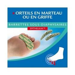 Epitact Barrettes sous diaphysaires