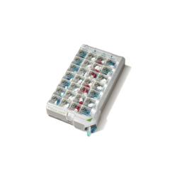 PILBOX Classic Pilulier hebdomadaire à distribution sécurisée