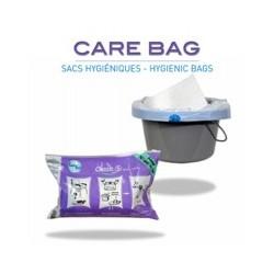 Care Bag Sacs Hygiéniques X20