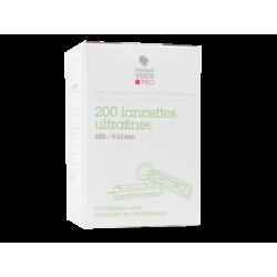 Marque Verte Lancettes ultrafines 32G