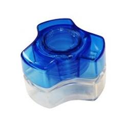 Broyeur de comprimé avec réservoir