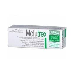 MOLUTREX Solution pour application cutanée