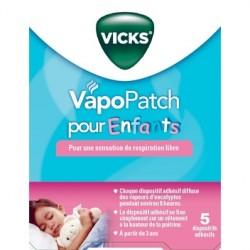 Vicks VapoPatch pour enfants