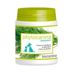 PHYTOCANINA Détoxifiant/Drainant 40 comprimés appétents