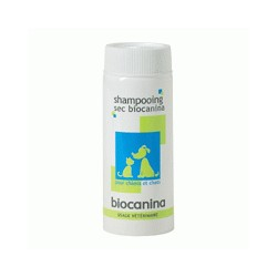 Shampoing Sec BIOCANINA Boîte poudreuse de 75 g