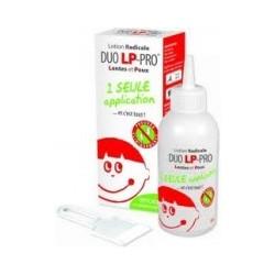 DUO LP PRO Lentes et Poux Flacon 150 ml + Peigne fin