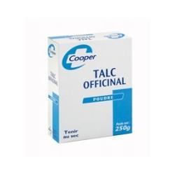 TALC Cooper Boîte de 250g