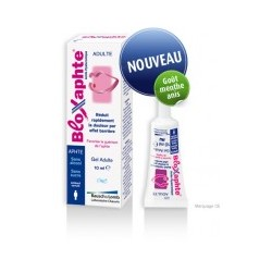 BLOXAPHTE Gel Adulte 10 ml