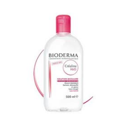 BIODERMA Créaline H2O Solution Micellaire 500 ml