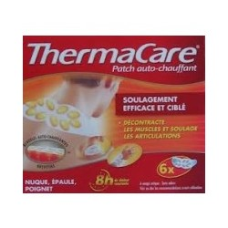 THERMACARE Patch Chauffant Nuque, Epaule, Poignet