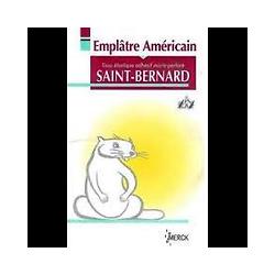 Emplâtre Américain Saint Bernard