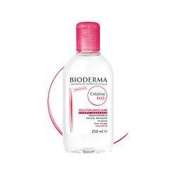 BIODERMA Créaline H2O Solution Micellaire Démaquillante 250 ml