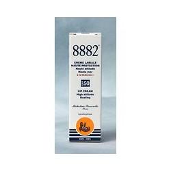 8882 Crème Labiale haute Protection SPF50+ UVB + UVA Tube 10 ml