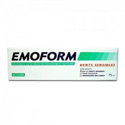 EMOFORM Dents Sensibles 75ml