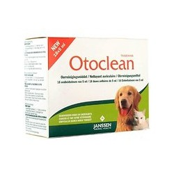 OTOCLEAN Nettoyant Auriculaire Unidoses