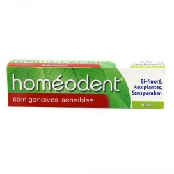 HOMEODENT Soin Gencives Sensibles Anis 75ml