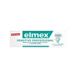ELMEX SENSITIVE Professionnal Dentifrice tube 75ml
