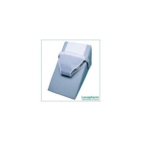 matelas anti reflux 59 x37 x34 bleu avec harnais pharmacie delepoulle. Black Bedroom Furniture Sets. Home Design Ideas