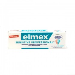 ELMEX SENSITIVE Professionnal Blancheur Dentifrice 75ml