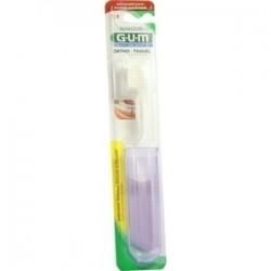 Gum brosse â dents de voyage orthodontique