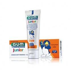 Gum junior dentifrice 7-12ans 50ml