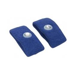 Bracelets anti-nausées Bleu...