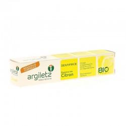 ARGILETZ Dentifrice Bio Citron