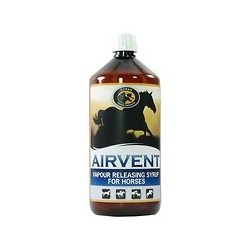 AIRVENT Sirop pour cheval