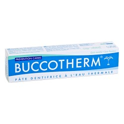 Buccotherm pâte dentifrice prévention caries 75ml