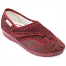 Chaussures podoGIB Alexandrie Bordeaux